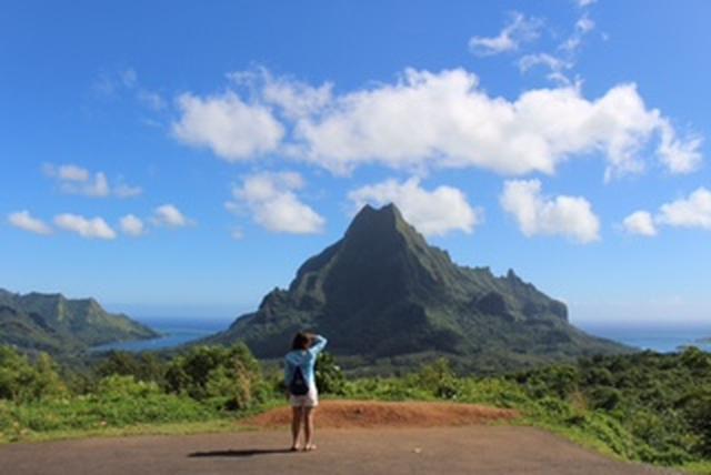 画像1: モーレア島