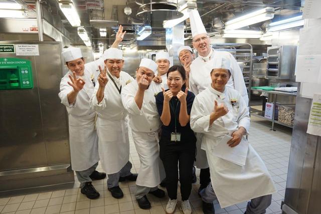 画像: 厨房見学ツアーに参加してみましょう!