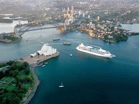 画像: K3855-7 【サン・プリンセス】タスマニア島の3つの寄港地を巡るオーストラリア南部クルーズ9日間|クラブツーリズム
