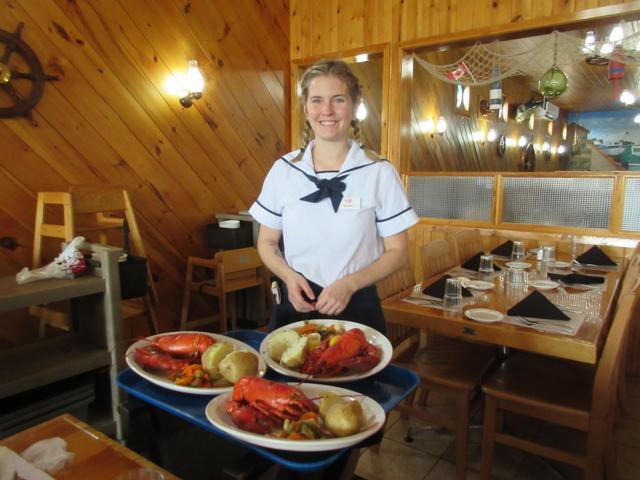 画像: ロブスター料理は写真栄えも味もばっちり!