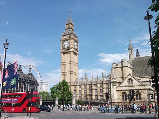 画像: ロンドンの街並み(イメージ)