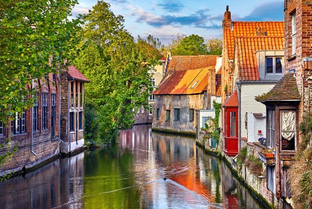 画像: 水の都・世界遺産ブルージュ歴史地区(イメージ)