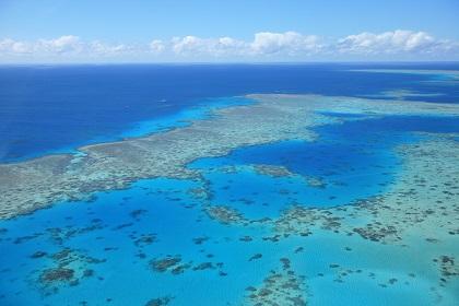 画像: パプアニューギニアの海(イメージ)