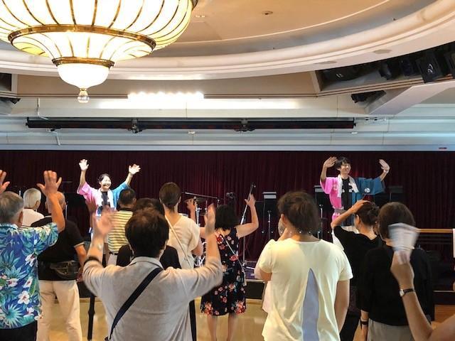 画像: 盆踊り教室(イメージ)