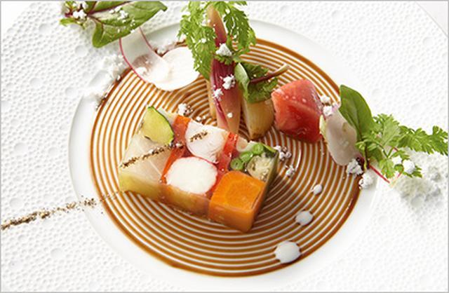 画像: 坂井シェフのお料理(イメージ)