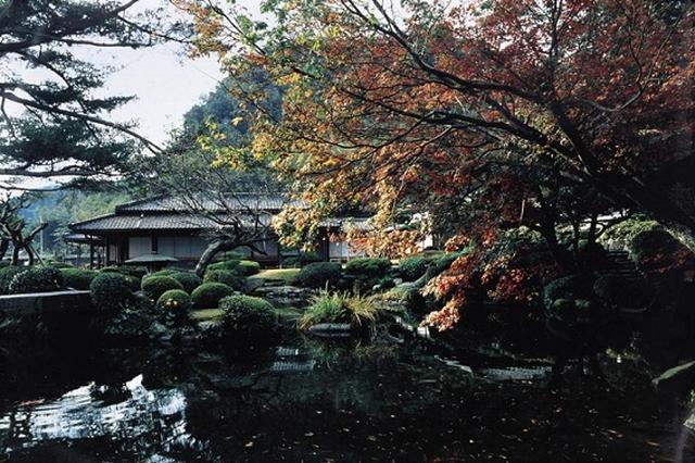 画像: 秋の仙巌園 提供:鹿児島県