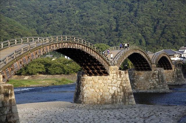 画像: 錦帯橋(お客様写真:上田照二様/千葉県在住)