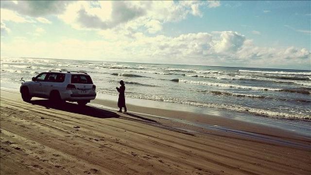 画像: 千里浜なぎさドライブウェイ(お客様写真/林美波様:愛知県在住)