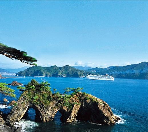 画像: <新コース>『《区間乗船/大船渡~横浜》週末利用で世界遺産 中尊寺へ 飛鳥IIチャータークルーズ3日間』 クラブツーリズム