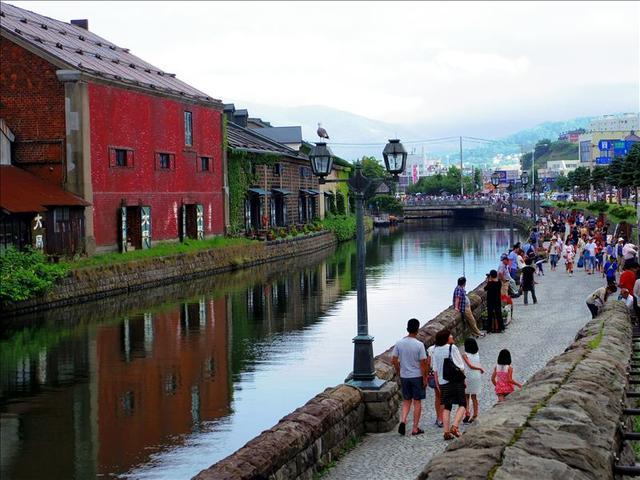 画像: 小樽運河(お客様作品:森川道郎様/東京都在住)
