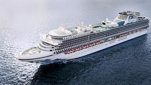 画像: 【おすすめツアー】豪華客船ダイヤモンド・プリンセス貸切クルーズのご案内