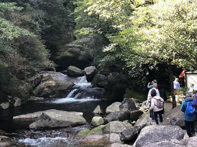 画像: 白谷雲水峡/猪田撮影