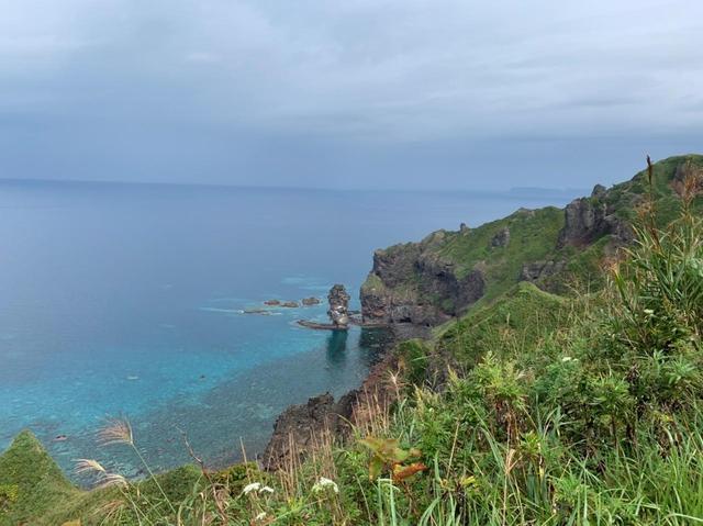 画像: 神威岬(松本撮影)