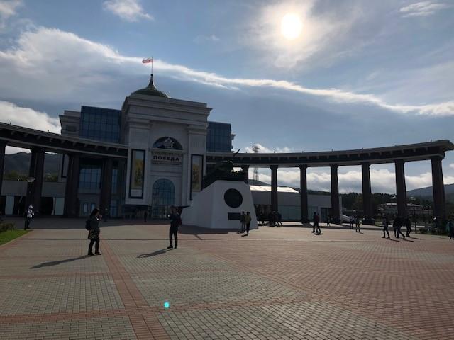 画像2: ユジノサハリンスク(松本撮影)