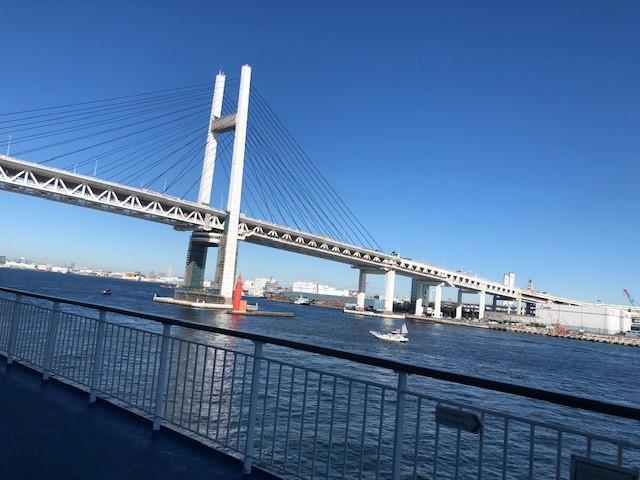 画像: 10:30 横浜新港ふ頭に入港!日本船では初入港となりました