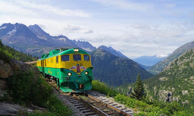 画像: ホワイトパス&ユーコン鉄道(イメージ)