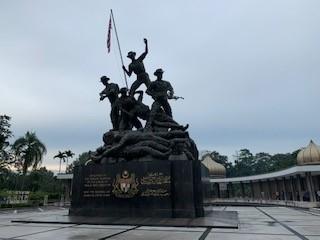 画像: 国家記念碑(イメージ)