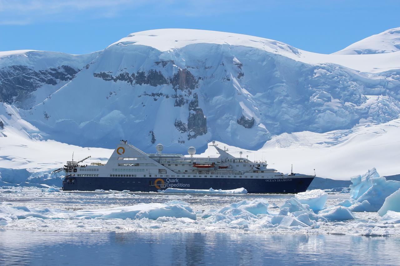 画像: 憧れの南極クルーズ(クォークエクスペディション社)(イメージ)