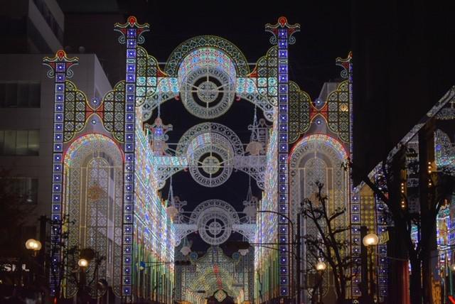 画像: 神戸ルミナリエ/和田撮影