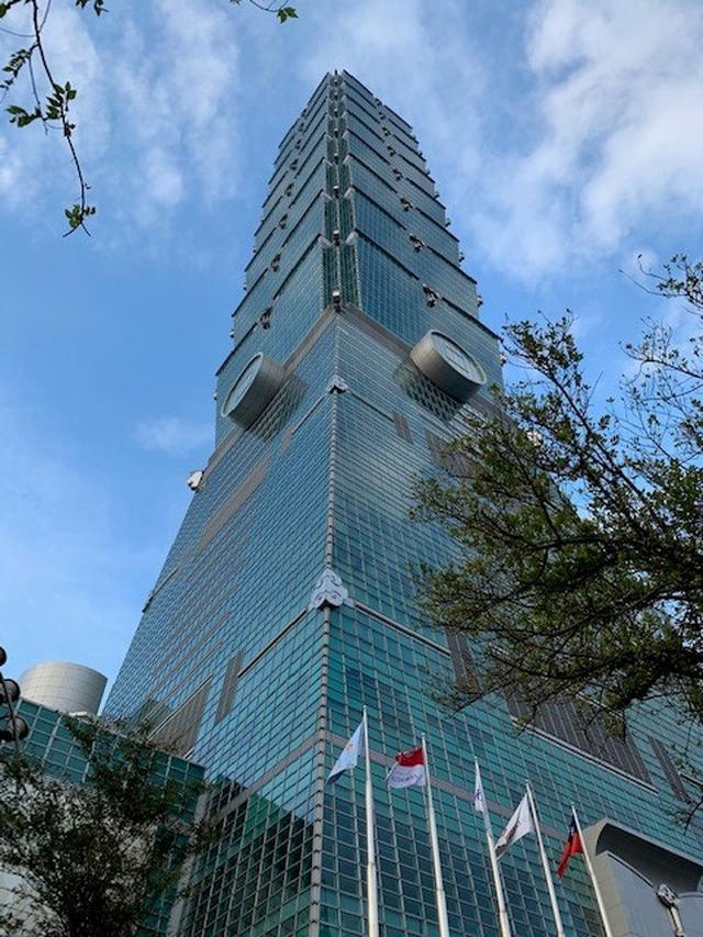 画像: 台北101展望台(撮影 宮内)