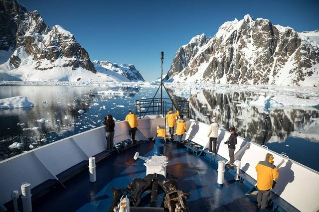 画像: K2805-8『【オーシャン・ダイヤモンド】南極圏まで行く!南極上陸クルーズ19日間』|クラブツーリズム