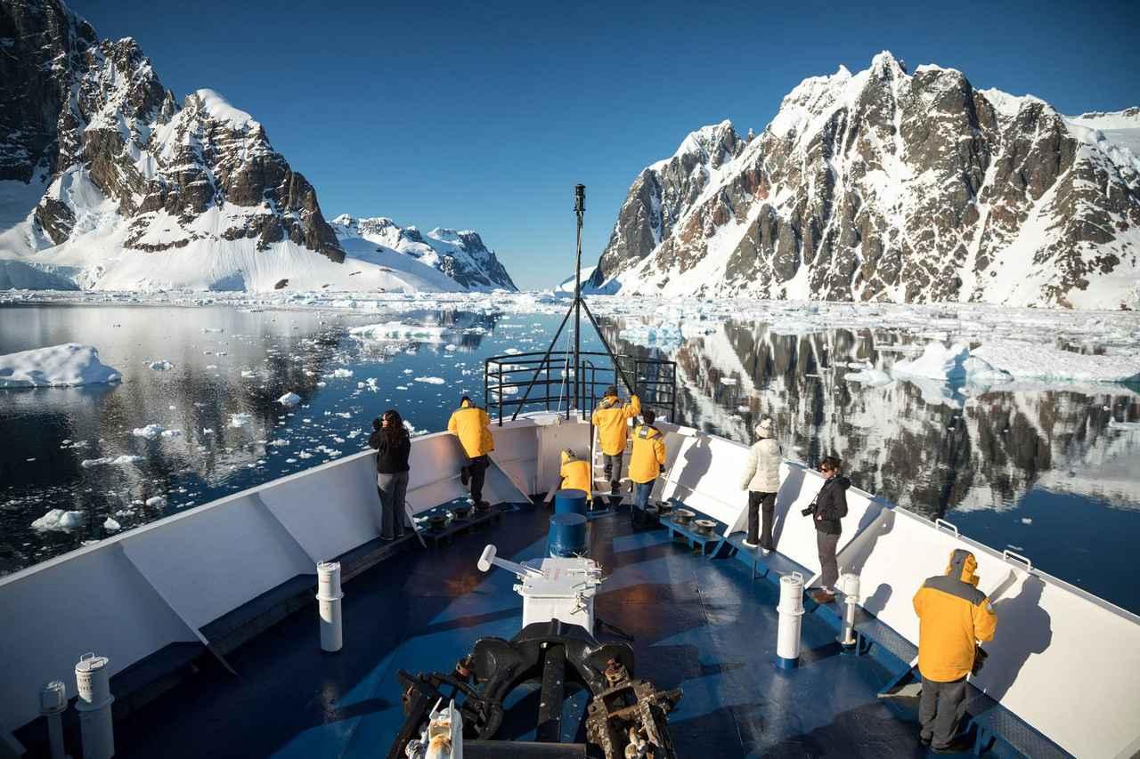 画像: K2805-8『【オーシャン・ダイヤモンド】南極圏まで行く!南極上陸クルーズ19日間』 クラブツーリズム