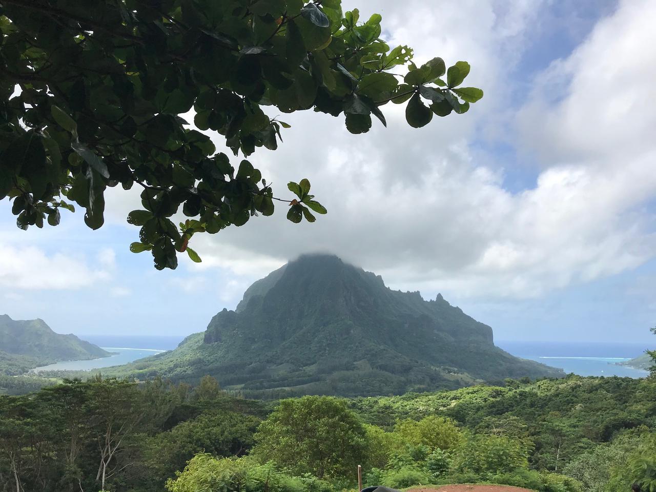 画像: ロツイ山(イメージ:田邊撮影)