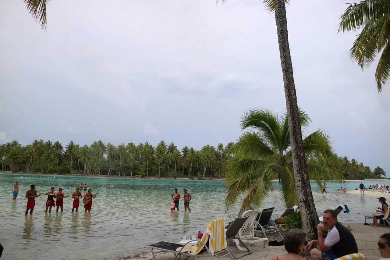 画像: タハア島(イメージ:田邊撮影)