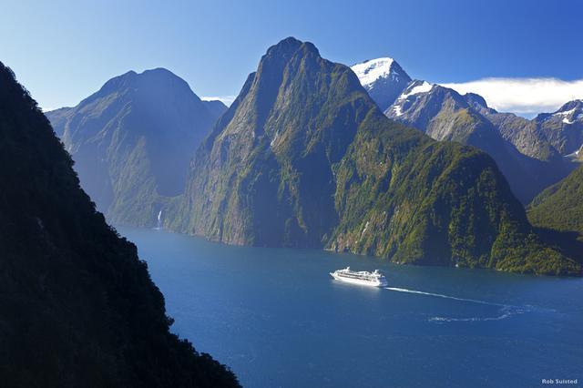 画像: 世界遺産・フィヨルドランド国立公園(イメージ)