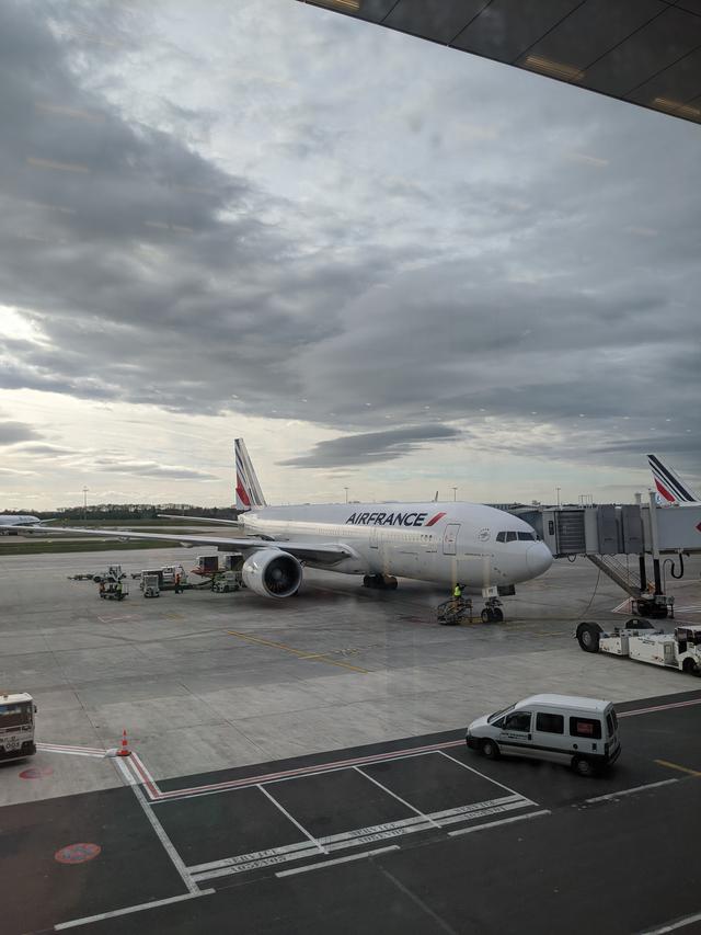 画像: ツアーは往復エールフランス航空利用/齋藤撮影