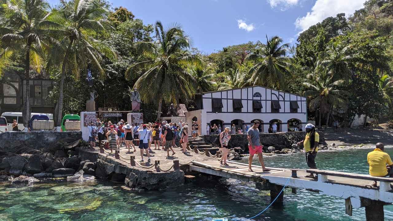 画像2: 【クルーズの旅/添乗日記】南カリブ海の秘境!小アンティル諸島の国々に行ってきました!