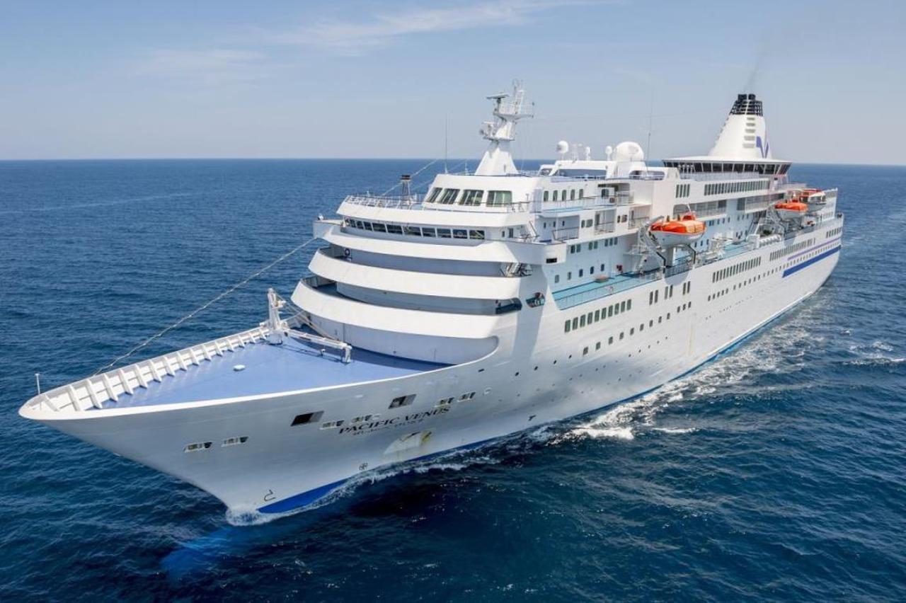 客船 コロナ