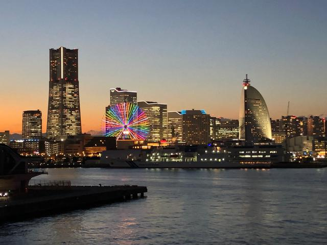 画像: 横浜港の景色/弊社スタッフ撮影