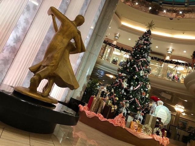 画像: 【クルーズ】煌びやかな景色!クリスマスクルーズの季節がやってきます - クラブログ ~スタッフブログ~|クラブツーリズム
