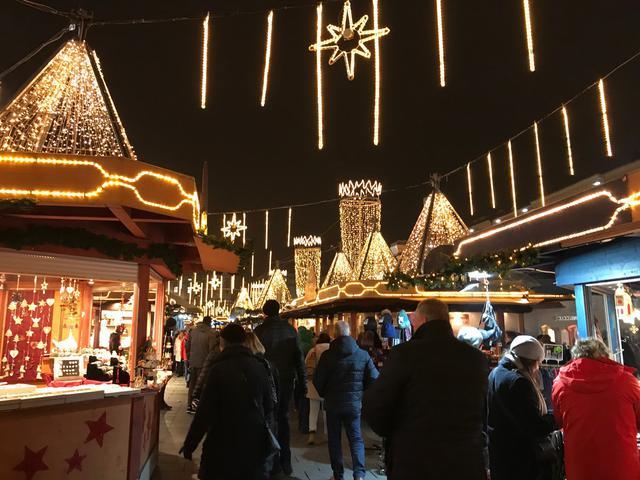 画像: リンツのクリスマスマーケット(弊社スタッフ撮影)