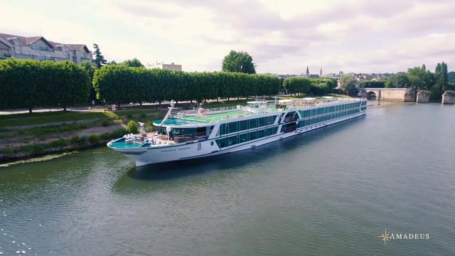 画像: Cruise with AMADEUS – Paris, Normandy and the River Seine 動画提供 ©Lüftner