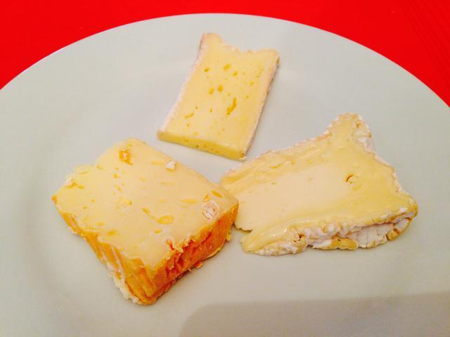 画像: ノルマンディー地方はチーズも特産品(弊社スタッフ撮影)