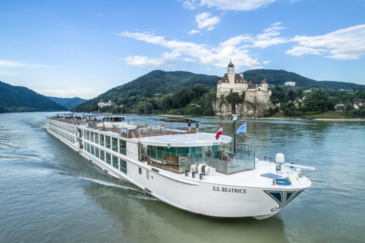 画像: 欧羅巴リバークルーズ<第3回>『ヨーロッパの大動脈・ドナウ川クルーズ(前編)』【好奇心で旅する海外】<船旅チャンネル> - クラブログ ~スタッフブログ~|クラブツーリズム