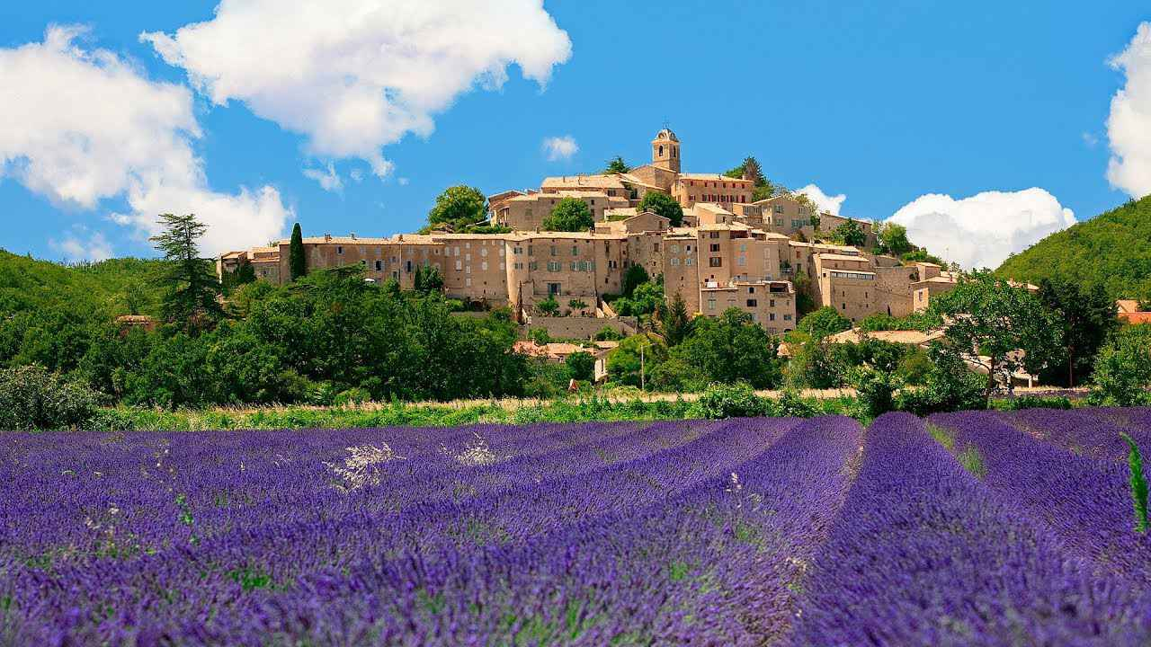 画像: Lyon & Provence Itinerary from Viking River Cruises youtu.be