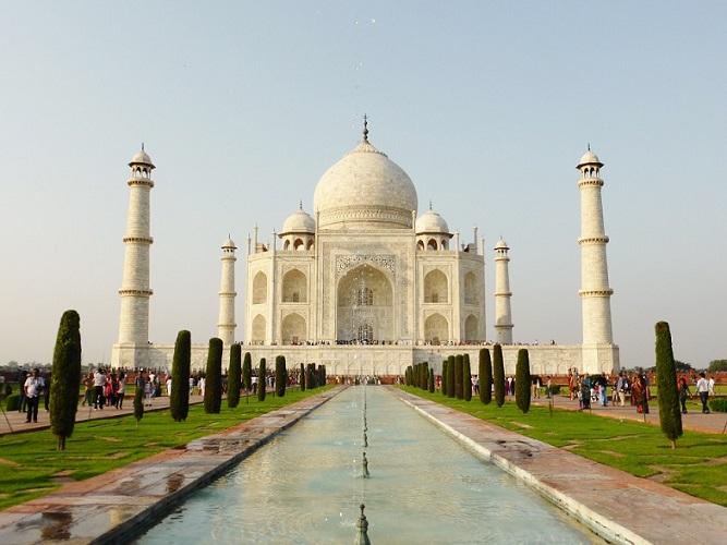 画像: <オンラインツアー>『インドの至宝 タージマハルの調べ』 6月12日(土) 16:00~17:00 クラブツーリズム