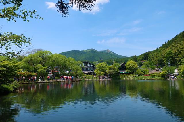 画像: 金鱗湖(イメージ) お客様写真:愛知県在住・ペンネーム マル 様
