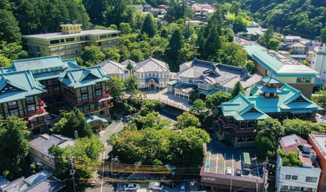 画像: 憧れの「飛鳥Ⅱ」と伝統と格式誇る「富士屋ホテル」艶やかに初夏の花咲く 珠玉の箱根・富士4日間<19名様以下>2021年6月30日(水)出発|クラブツーリズム
