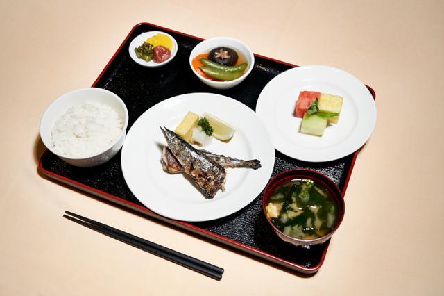 画像: 嬉しい「和朝食」のメニューあります(イメージ)