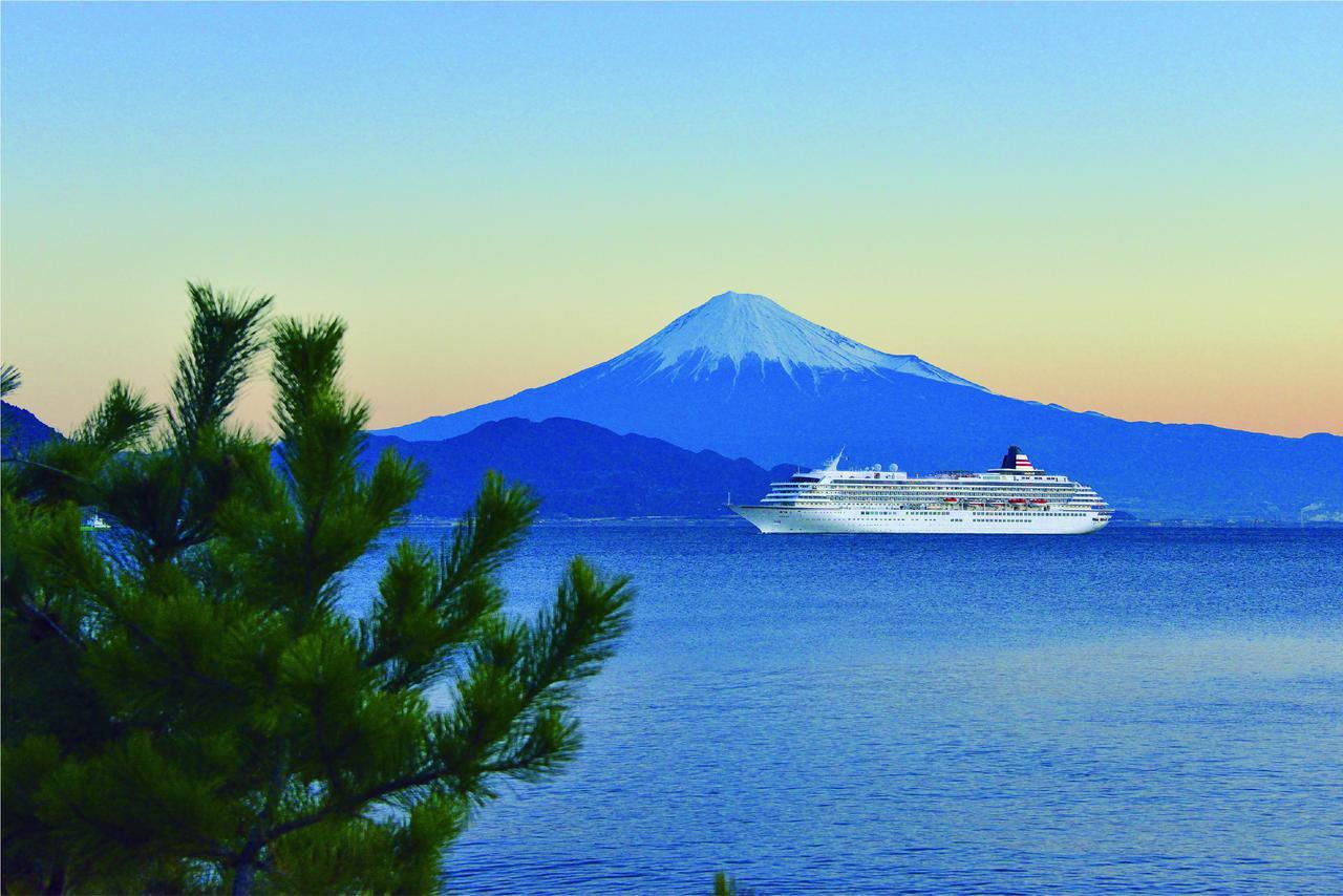 画像: 富士山と飛鳥Ⅱ(イメージ)