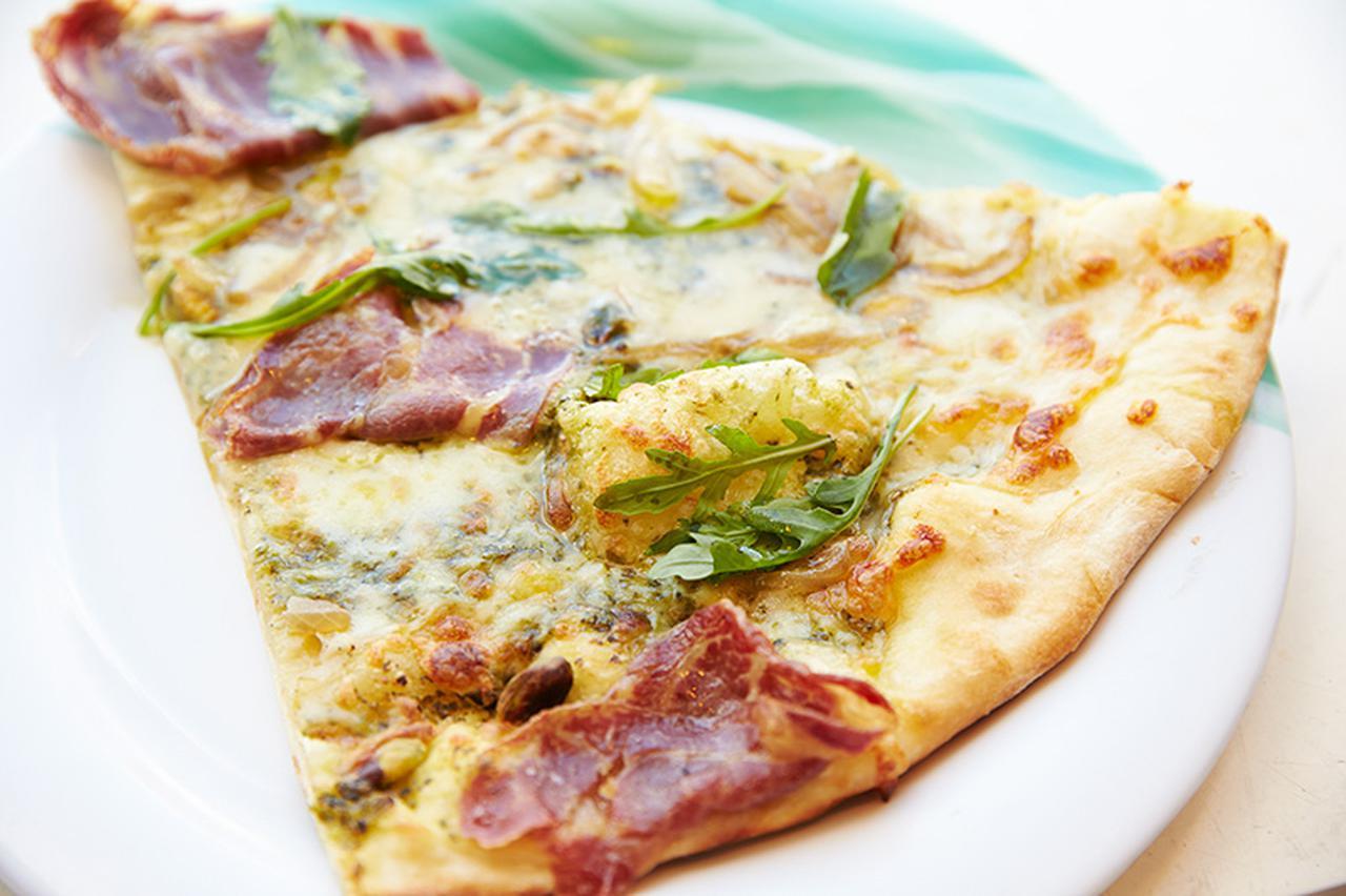 画像: 熱々のピザは絶品です(イメージ)