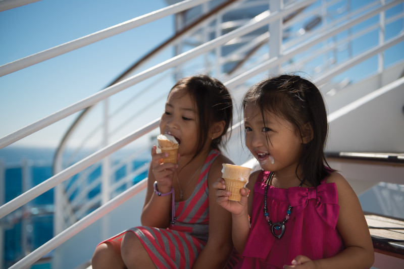 画像: 子供たちも大好きなアイスクリーム(イメージ)