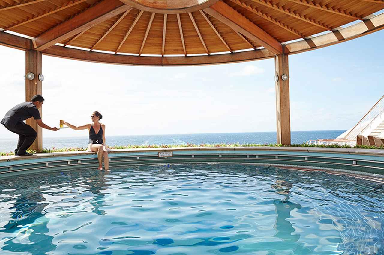 画像2: 泉の湯・屋外(イメージ)