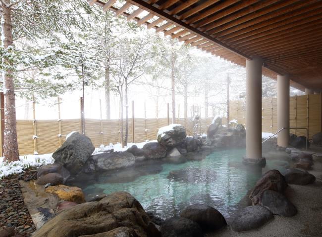画像: 【四季の華】十和田神社初詣と十和田湖畔散策 大湯温泉「ホテル鹿角」5日間 クラブツーリズム