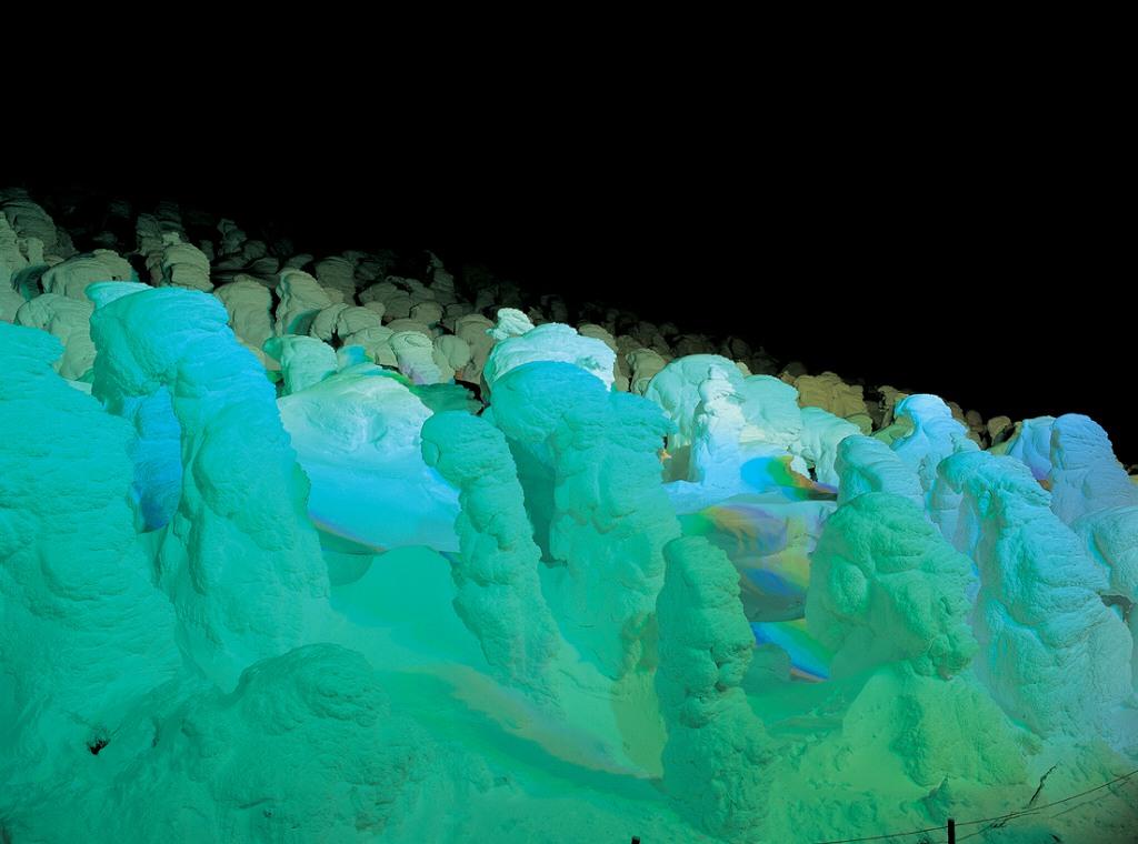 画像: 『ナイトクルーザーで行く「樹氷幻想回廊ツアー」 秋保温泉・天童温泉で過ごす年末年始3日間』<四季の華> クラブツーリズム