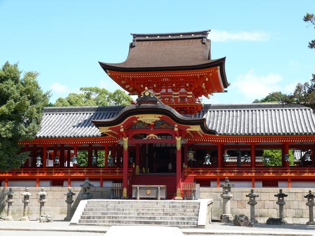 画像: 石清水八幡宮